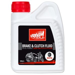 VROOAM Powersports Brake & Clutch Fluid Plus - 500ml