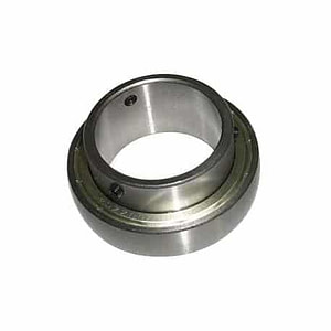 AXLE BEARING Ø50X80MM with pins for Ø50mm axle