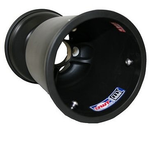 """""""DWT"""" V-SERIES VENTED MAGNESIUM REAR RIM L212MM COMPLETE IN BOX X 2"""