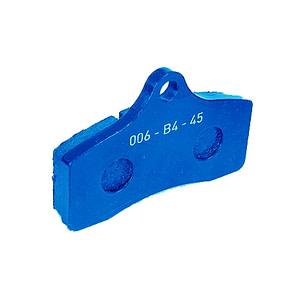 STR-V2 FRONT BRAKE PAD BLUE (2 pieces) OPTIONAL H