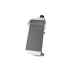 RADIATOR WITH PLASTIC SHIELD - JNR/SNR