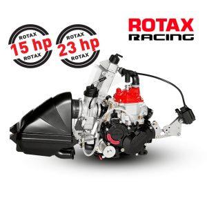 ROTAX 125 MINI MAX / JUNIOR MAX EVO ENGINE KIT - Mini Max