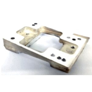 MAGNESIUM ENGINE MOUNT Ø32x92MM
