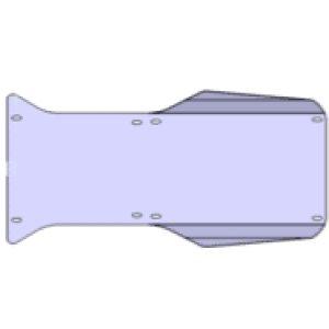 MINIKART FLOOR PLATE