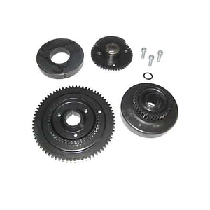 COMPLETE CLUTCH KIT - 2009 TYPE FOR DD2