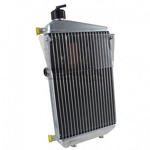 RADIATOR WITH PLASTIC SHIELD - DD2