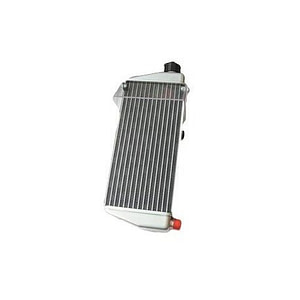 RADIATOR WITH PLASTIC SHIELD - JNR/SNR