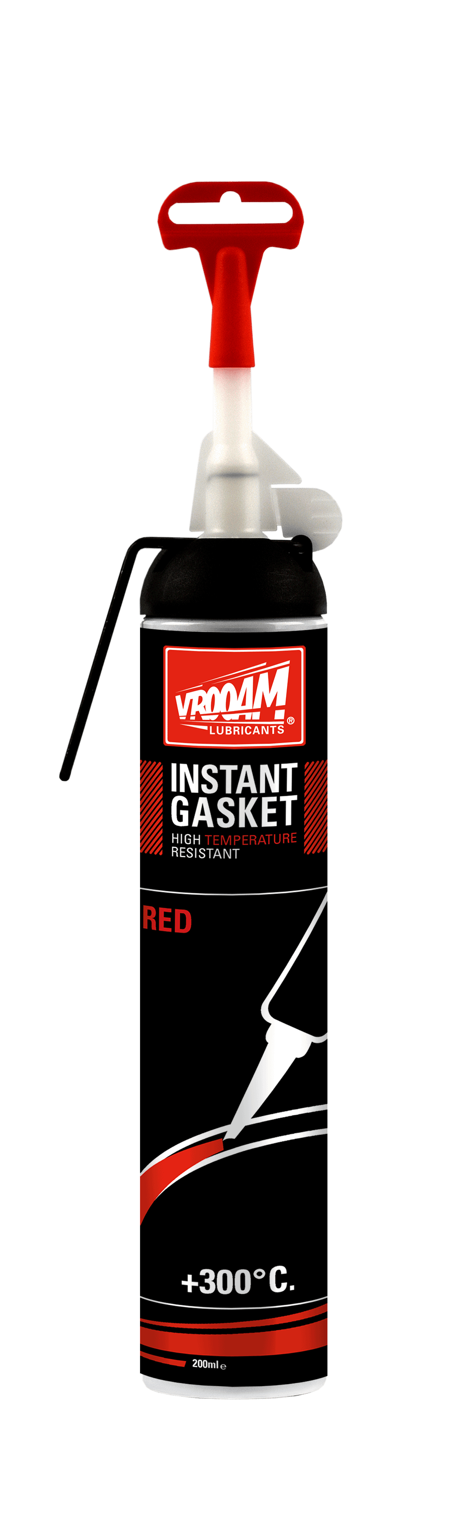 VROOAM Instant Silicone Gasket Sealant - 200gr