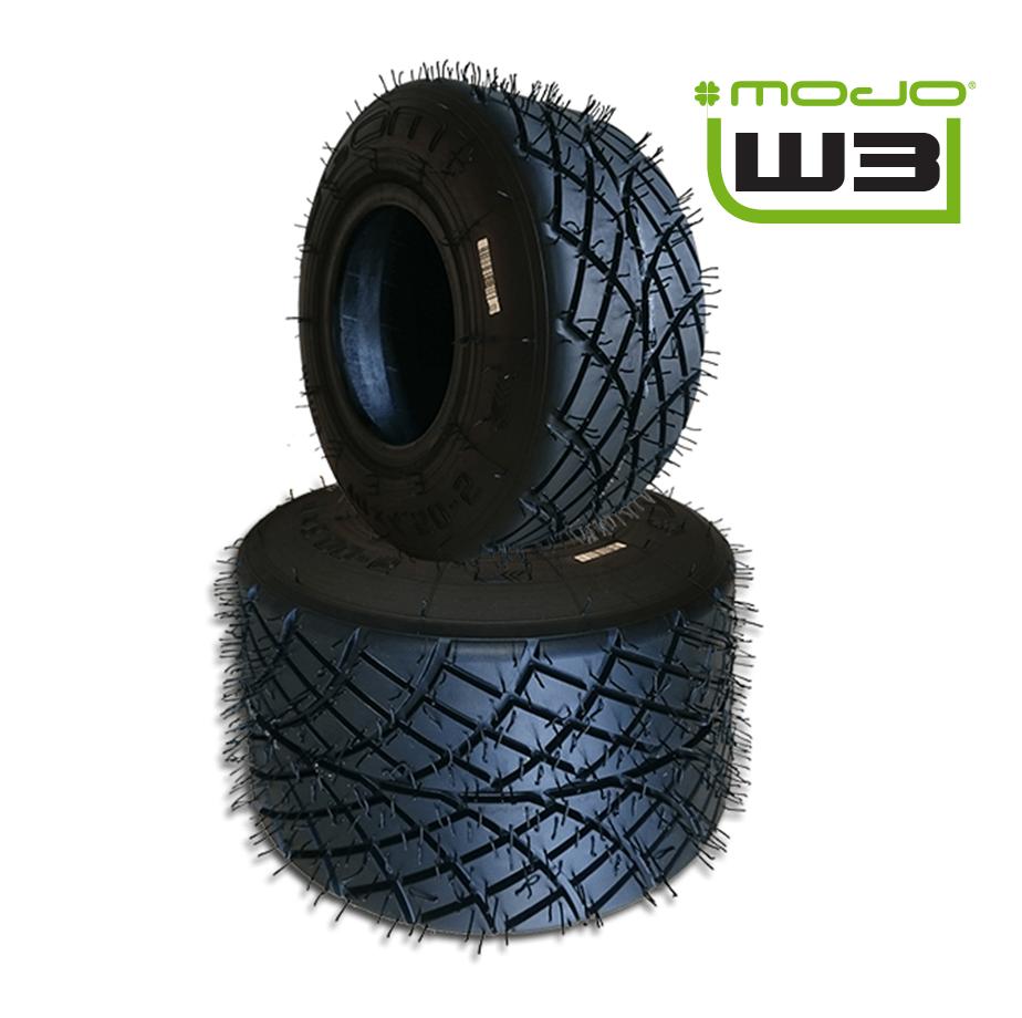 Mojo W3 Tyre Set