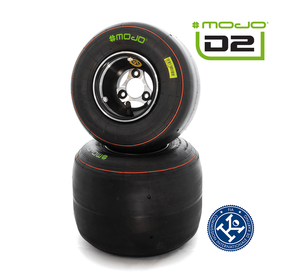 Mojo D2 Tyre Set