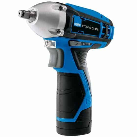 Draper Storm Force® 10.8V Cordless Impact Driver Kit